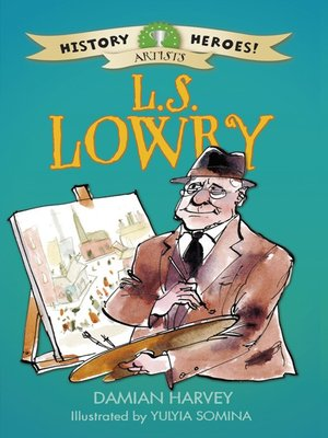 cover image of LS Lowry