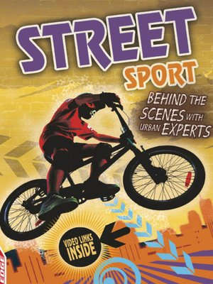 cover image of EDGE: Street: Sport