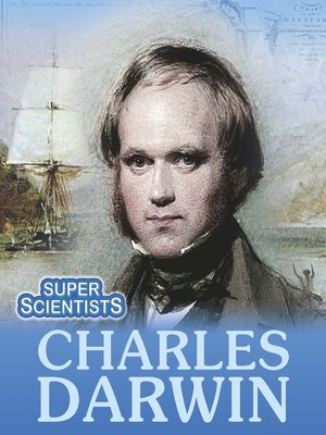 cover image of Charles Darwin