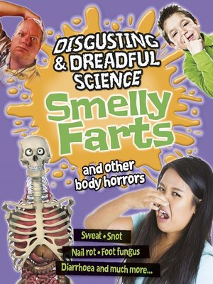 cover image of Smelly Farts and Other Body Horrors