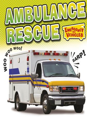 cover image of Ambulance Rescue