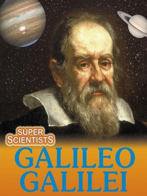 cover image of Galileo Galilei