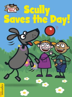 cover image of Scully Saves the Day!