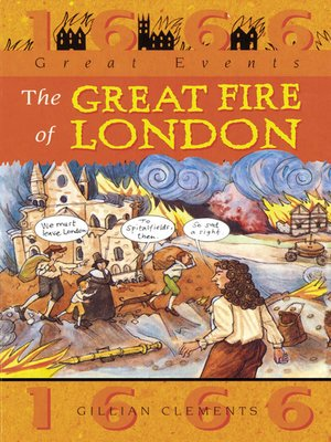 cover image of Great Fire Of London