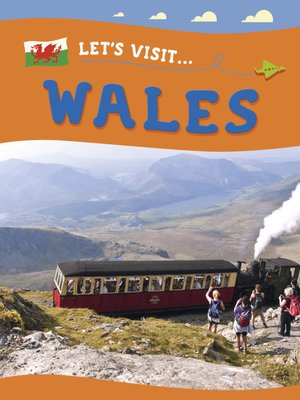 cover image of Let's Visit... Wales