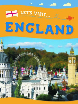 cover image of Let's Visit... England
