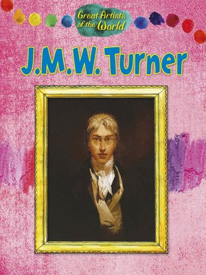 cover image of JMW Turner