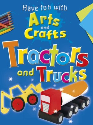 cover image of Tractors and Trucks