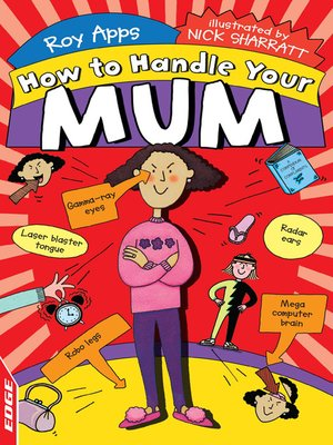cover image of EDGE: How To Handle: Your Mum