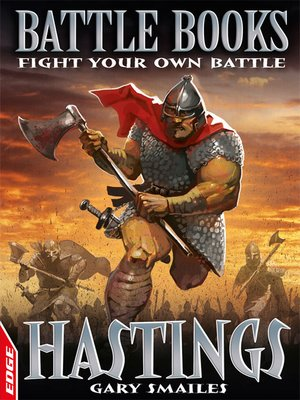 cover image of EDGE - Battle Books: Hastings