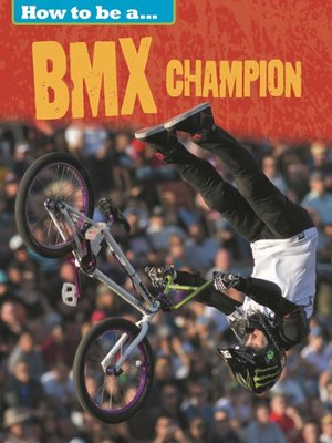 cover image of BMX Champion