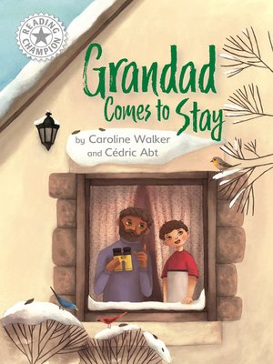 cover image of Grandad Comes to Stay