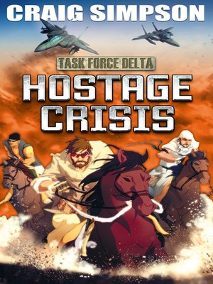 cover image of EDGE: Task Force Delta: Hostage Crisis