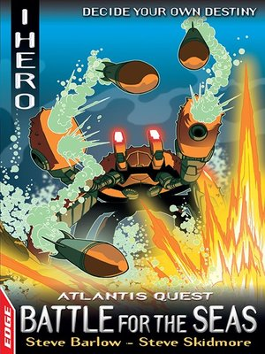 cover image of Battle For The Seas