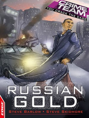 cover image of EDGE - Crime Team: Russian Gold