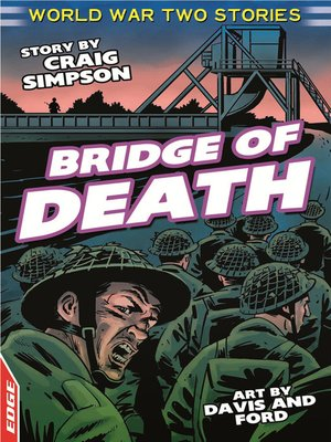 cover image of EDGE: World War Two Short Stories: Bridge of Death