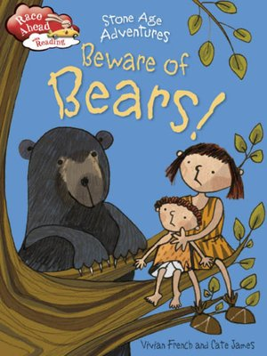 cover image of Stone Age Adventures: Beware of Bears!