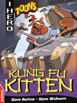 cover image of Kung Fu Kitten