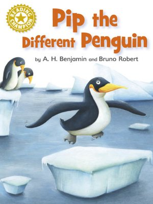 cover image of Pip the Different Penguin