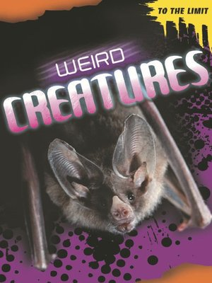 cover image of Weird Creatures