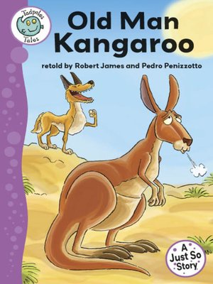 cover image of Old Man Kangaroo