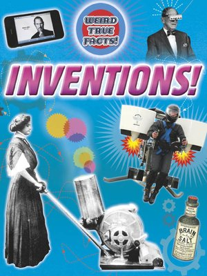 cover image of Inventions