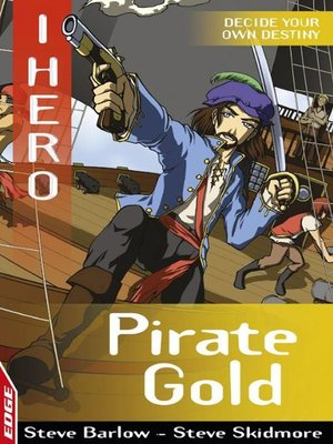 cover image of Pirate Gold