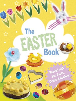 cover image of The Easter Book