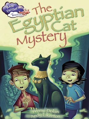 cover image of The Egyptian Cat Mystery