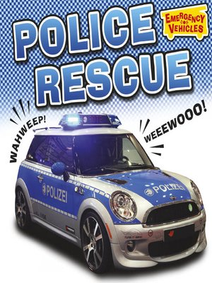cover image of Police Rescue
