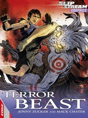 cover image of EDGE: Slipstream Graphic Fiction Level 2: Terror Beast