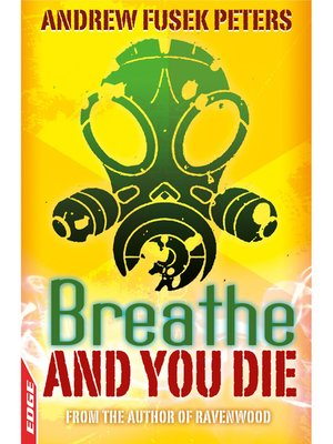 cover image of EDGE - A Rivets Short Story: Breathe and You Die!
