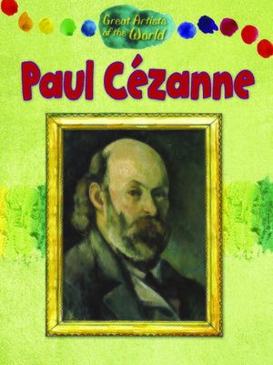 cover image of Paul Cézanne