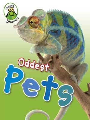 cover image of Oddest Pets