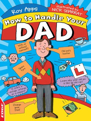 cover image of EDGE: How To Handle: Your Dad