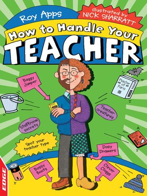 cover image of EDGE: How To Handle: Your Teacher