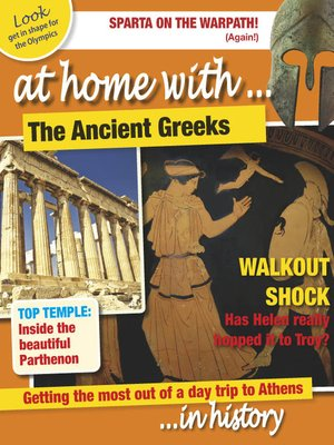 cover image of The Ancient Greeks