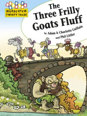 cover image of The Three Frilly Goats Fluff