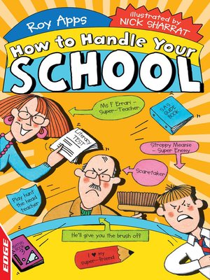 cover image of EDGE: How To Handle: Your School