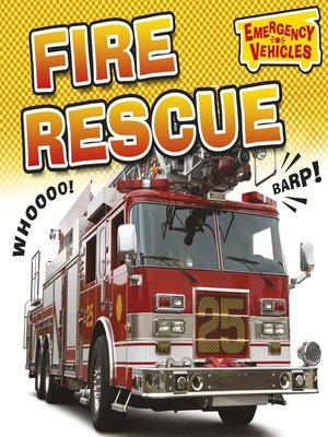 cover image of Fire Rescue