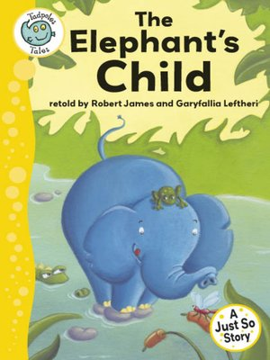 cover image of The Elephant's Child