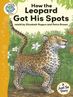 cover image of How the Leopard Got His Spots