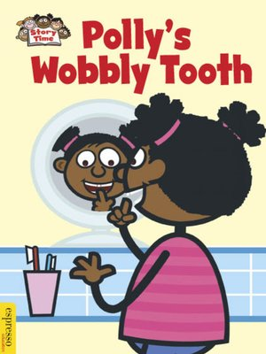 cover image of Polly's Wobbly Tooth