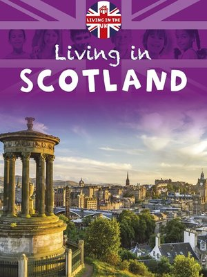cover image of Living in the UK: Scotland