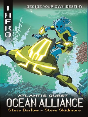 cover image of EDGE : I, Hero Quests: Atlantis Quest 2
