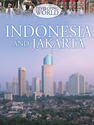 cover image of Indonesia and Jakarta