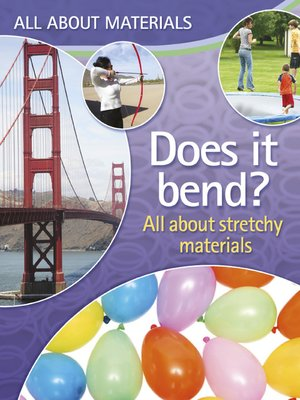 cover image of All About Materials