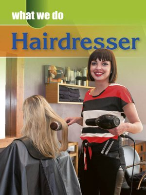 cover image of Hairdresser
