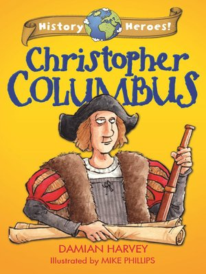 cover image of History Heroes: Christopher Columbus