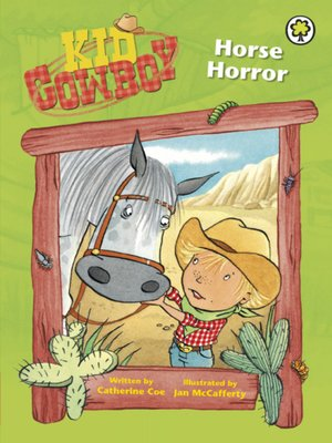 cover image of Horse Horror